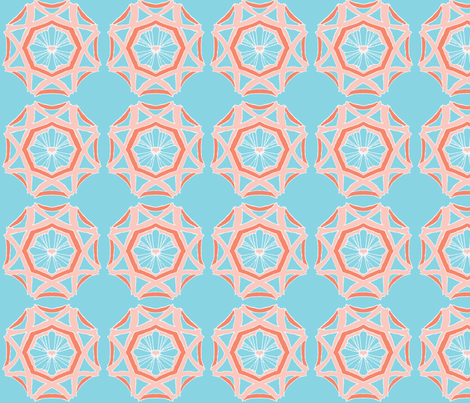 Boho Love fabric by ricerafferty on Spoonflower - custom fabric