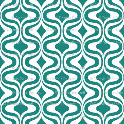 70s retro pattern