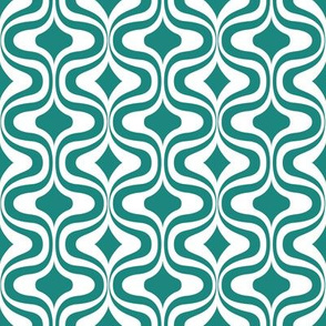 70s retro pattern