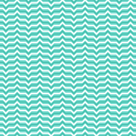 Emerald Illusion fabric by siya on Spoonflower - custom fabric