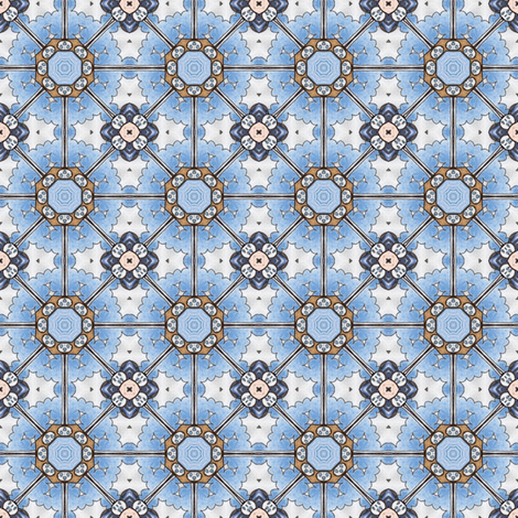 Kojiro's Window fabric by siya on Spoonflower - custom fabric