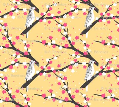 Chariklo Birds - Yellow