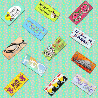 designer labels for geek chix chevronic
