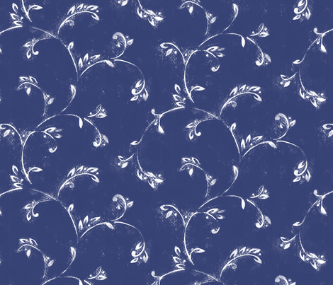 Scroll 4 fabric by jillbyers on Spoonflower - custom fabric