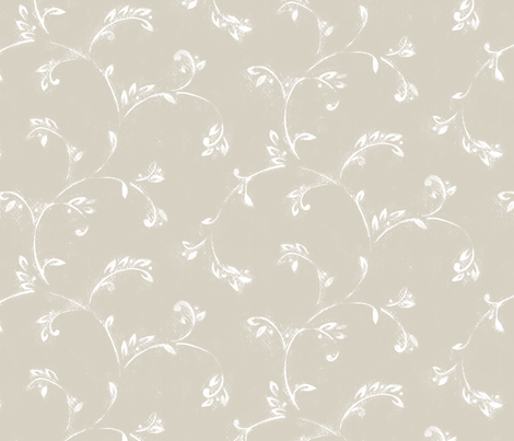 Scroll 5 fabric by jillbyers on Spoonflower - custom fabric