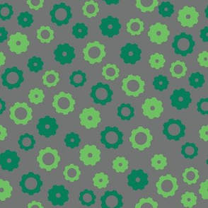 Robot Gears (Green)