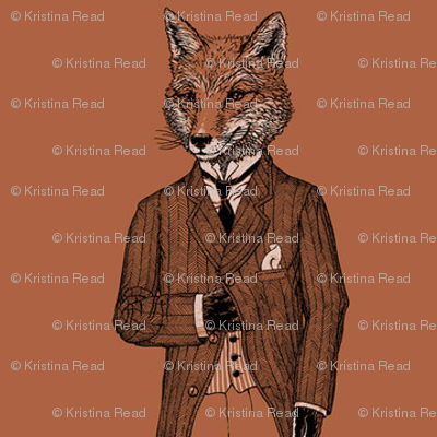 Dapper Mr.Fox