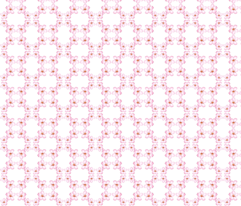 oriental_cherry_blossoms m fabric by vos_designs on Spoonflower - custom fabric