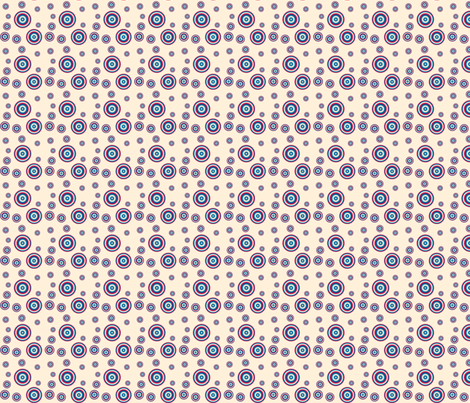 More Circles fabric by ninka on Spoonflower - custom fabric
