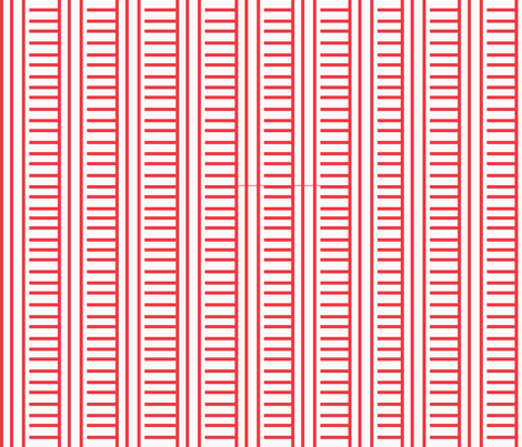 red_stripe_stripe xlg-ch fabric by vos_designs on Spoonflower - custom fabric