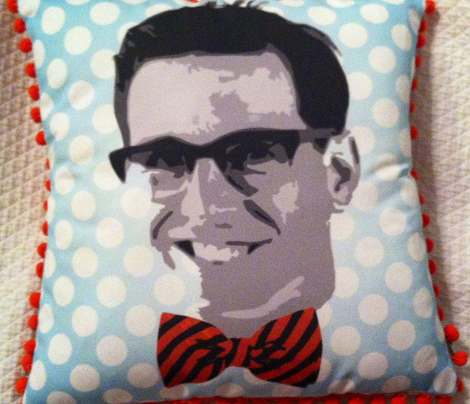 Nerd Pillow
