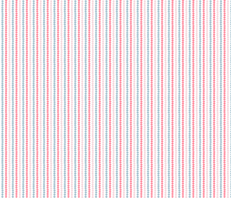Piggy Stripe fabric by emma_smith on Spoonflower - custom fabric