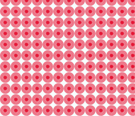 sun-red fabric by dsa_designs on Spoonflower - custom fabric