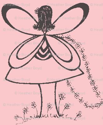 Pixie's Alibi Pink Fairy-Basic