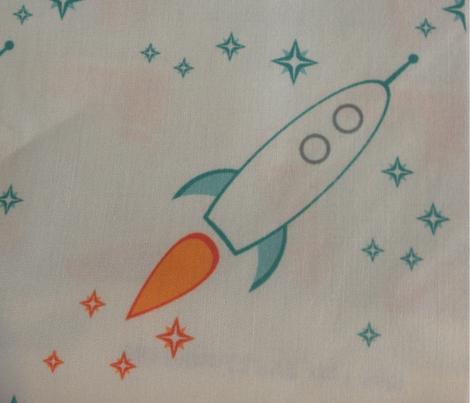 Rocket to mars