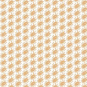 spiral_sun orange