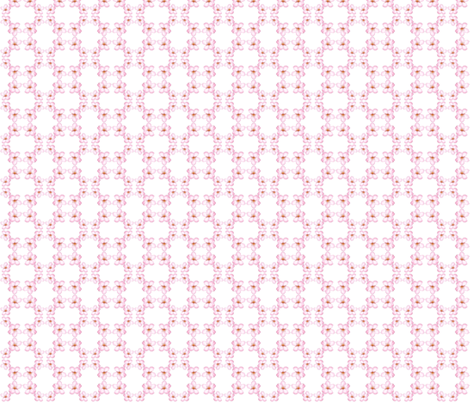 oriental_cherry_blossoms  one inch mirror fabric by vos_designs on Spoonflower - custom fabric