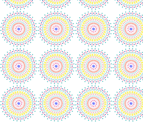 Circles [small print] fabric by lydia_meiying on Spoonflower - custom fabric