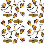 bird-acorn