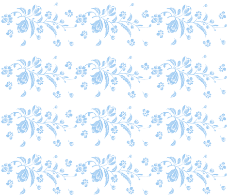 Maryanne's Muslin fabric by lilyoake on Spoonflower - custom fabric