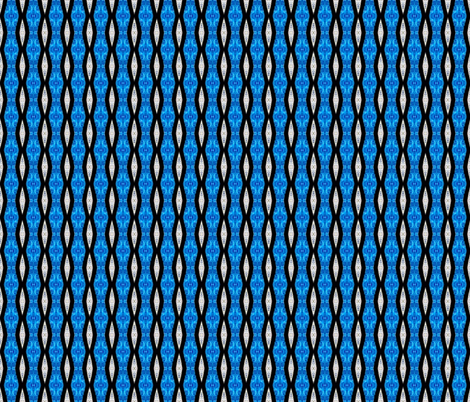 App Stripe fabric by mbsmith on Spoonflower - custom fabric