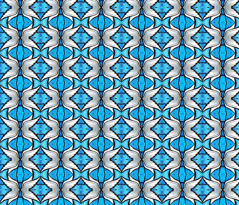 App Wings fabric by relative_of_otis on Spoonflower - custom fabric