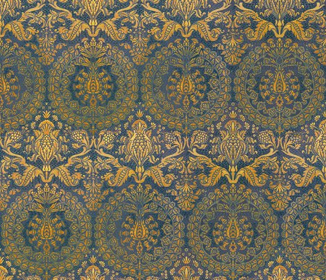 Sultan_damask_blue_and_gold__shop_preview
