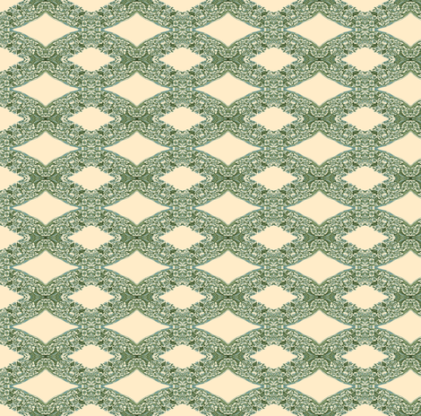 Knot Garden fabric by amyvail on Spoonflower - custom fabric