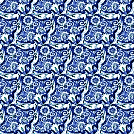 Table Tiles fabric by amyvail on Spoonflower - custom fabric