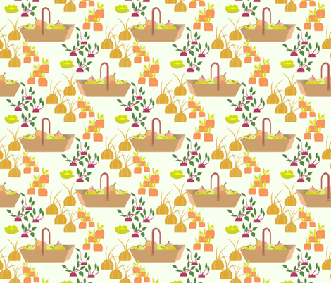 New crop fabric by alfabesi on Spoonflower - custom fabric