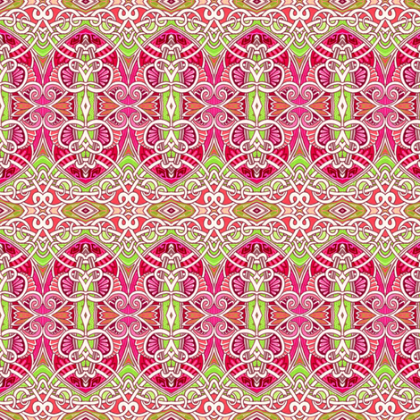 The Point of Femininity fabric by edsel2084 on Spoonflower - custom fabric