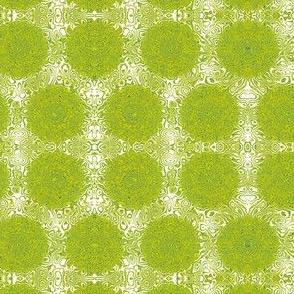 Green blobby