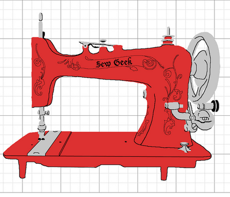 Sew Geek Sewing Machines