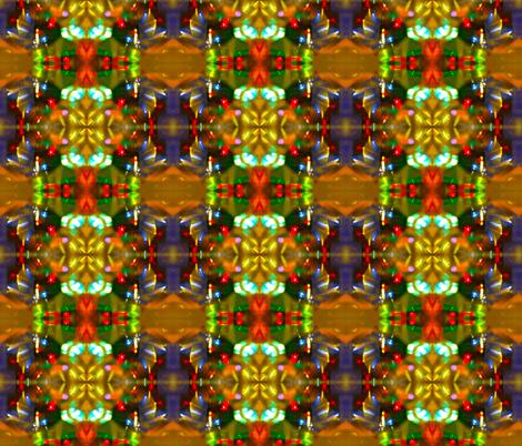 Tribal Disco Print fabric by ahh-alii-aloha-designs on Spoonflower - custom fabric
