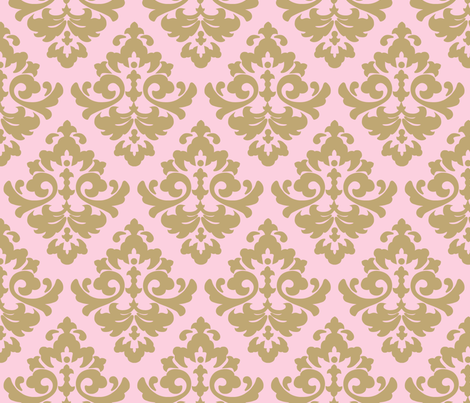 katia_damask_12 fabric by juneblossom on Spoonflower - custom fabric