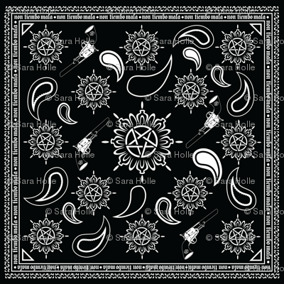 Supernatural Bandana
