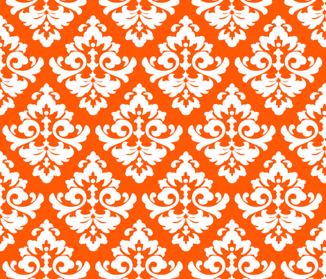 katia_damask_8 fabric by juneblossom on Spoonflower - custom fabric