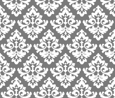 katia_damask_13 fabric by juneblossom on Spoonflower - custom fabric