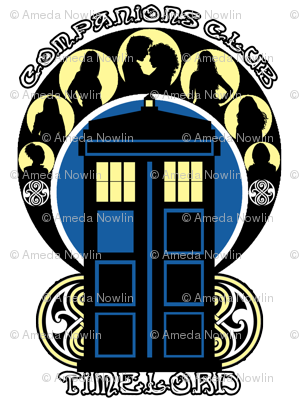 Timelords Companion Club (largeprint)