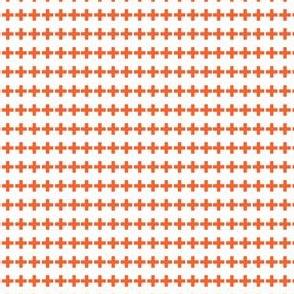 Double Positive Orange