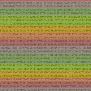 10,000 pieces of pi