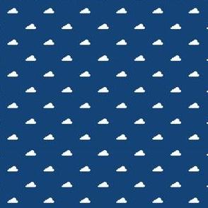cloud in kyanite