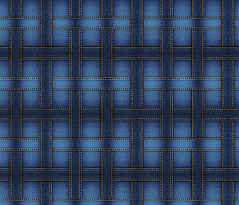 denim  fabric by krs_expressions on Spoonflower - custom fabric