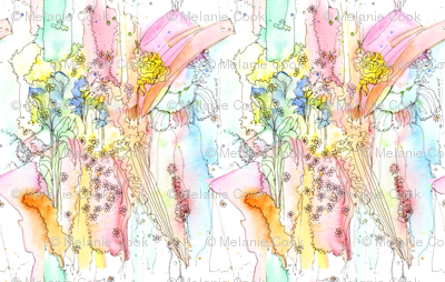 Daydream in a Regency Garden