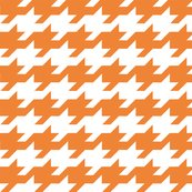 Rrhoundstooth_-_orange_and_white