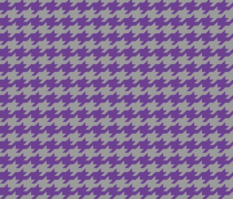 Rrrrrhoundstooth_-_purple_and_grey