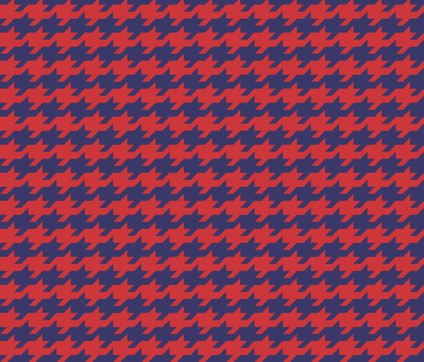 Rrrrhoundstooth_-_red_and_royal