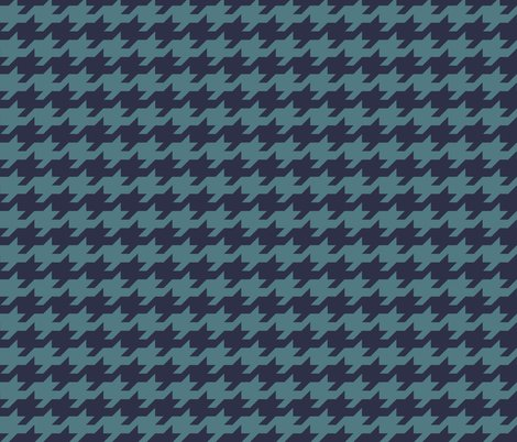 Rrhoundstooth_-_teal_and_navy