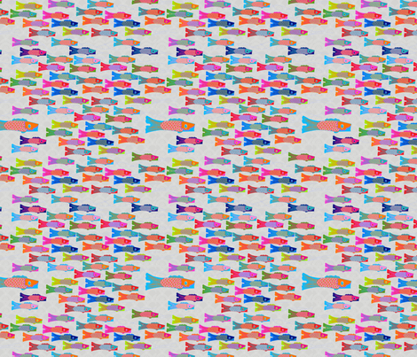 koinobori_S fabric by nadja_petremand on Spoonflower - custom fabric