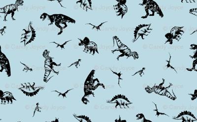 Dinosaurs BCDAE4